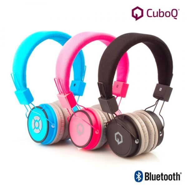 casque audio sans fil bluetooth rose achat vente. Black Bedroom Furniture Sets. Home Design Ideas