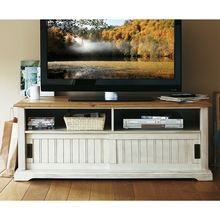 Meuble tv sp cial cran plat berling blanc patin achat for Meuble tv ecran plat