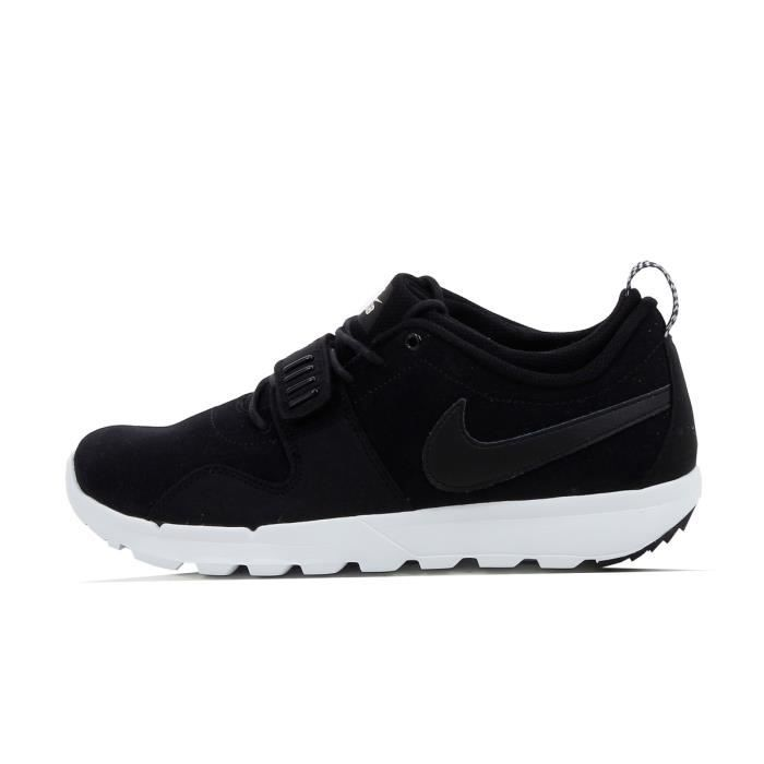 new authentic watch detailing Basket Nike SB Trainerendor Noir - Achat / Vente basket - Cdiscount