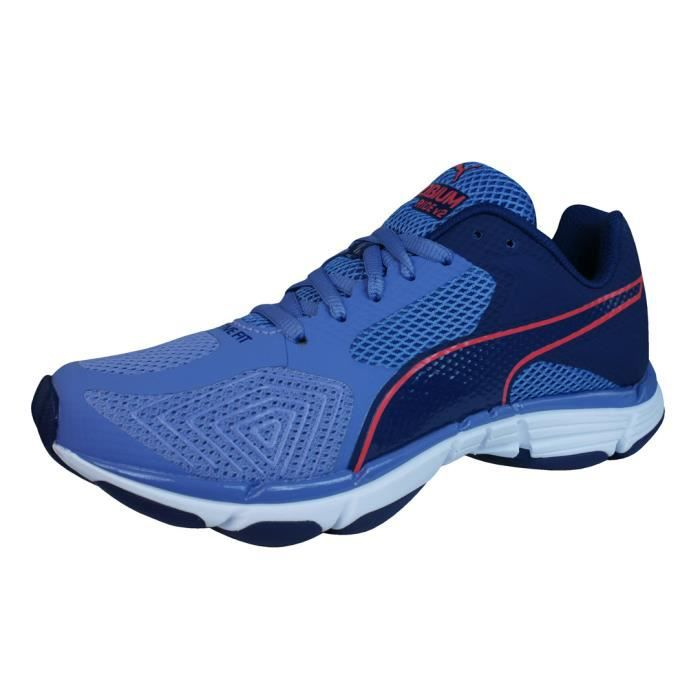 sports shoes 53a5b 70a38 Puma Mobium Ride V2 Femmes cours Baskets - Chaussures