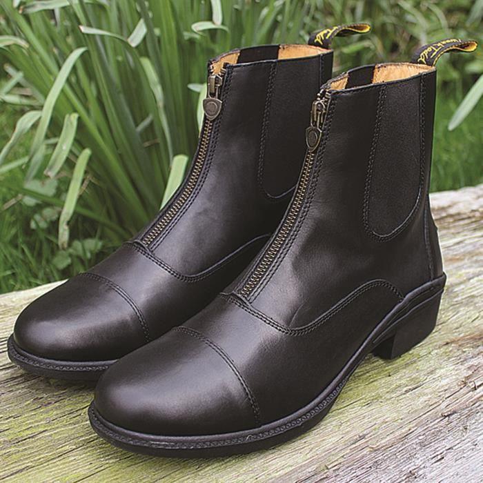 Mark Todd Chetwode Boots Devant zipp/é