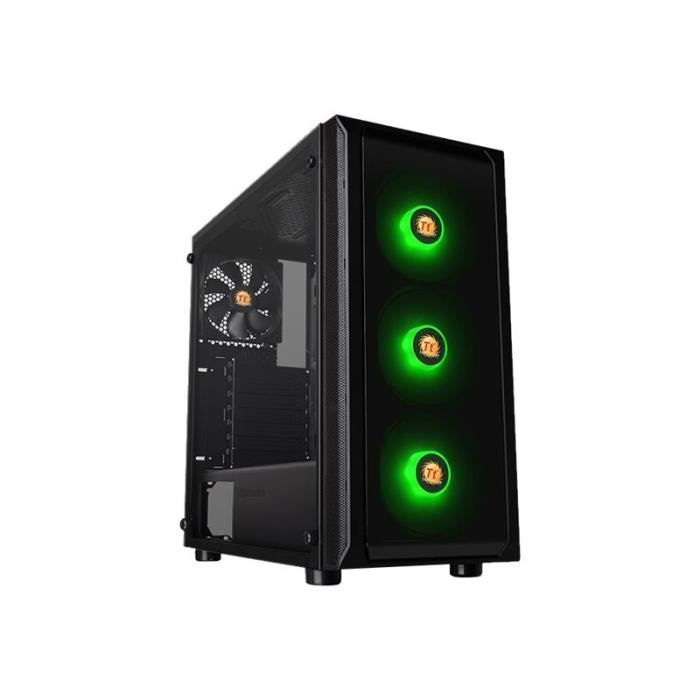 BOITIER PC  Thermaltake Versa J23 Tempered Glass RGB Edition t