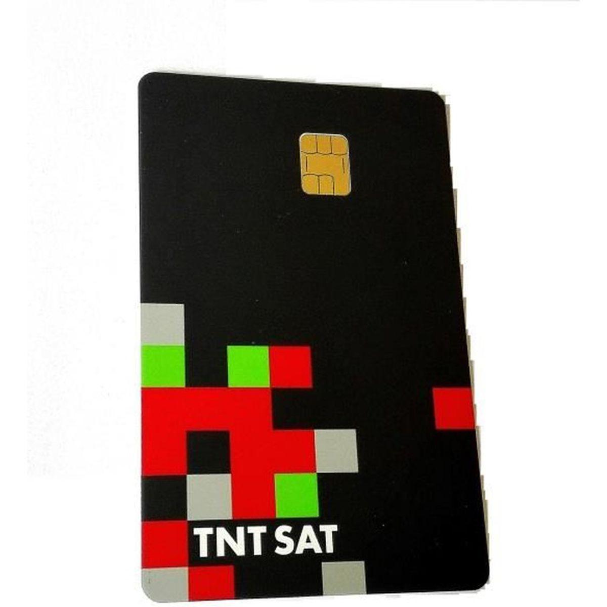 acheter carte tnt sat Carte TNTSAT V6 NEW Génération Neuve CANAL+ Astra 19,2