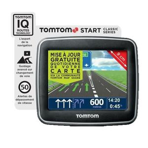 GPS AUTO GPS TomTom Start Classic Europe