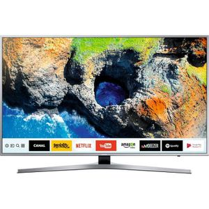 SAMSUNG UE40MU6405 TV LED UHD 100cm (40'') - Smart TV - 1500 PQI - 3 x HDMI - Classe énregétique A