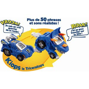 SWITCH And GO DINOS Kiops Le Triceratops