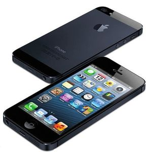 SMARTPHONE RECOND. iPhone 5S 16Go 4G Noir + House + Protection Écran