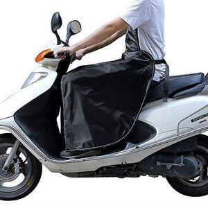 Couvre Jambe pour Scooter et Moto Housses de Protection imperm/éables pour Randonn/ées Hivernales en Scooter