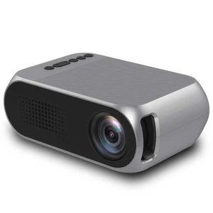 Vidéoprojecteur LED Projecteur Vidéo - en HD 1080p - pour Maison C