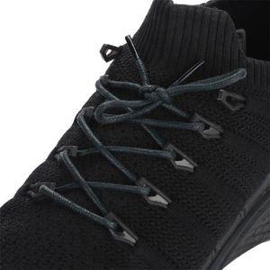Prune Les lacets Fran/çais Plat Et Large En Coton Lacets Sneaker