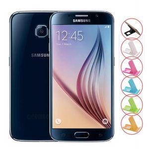 SMARTPHONE (Noir) 5.1'' Pour Samsung Galaxy S6 G920F 32GB Occ