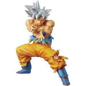 FIGURINE - PERSONNAGE Figurine Dragon Ball Z Super Ultra Instinct Son Go