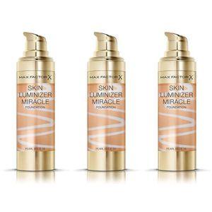 FOND DE TEINT - BASE Max Factor Skin Luminizer Foundation 30ml New & Se