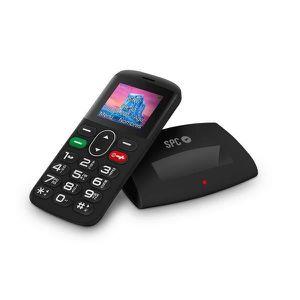 Téléphone portable Téléphone portable Grands Ecran-Touches Noir