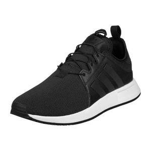 low priced cc70f 7b423 BASKET ADIDAS ORIGINALS Baskets X PLR Homme Noir