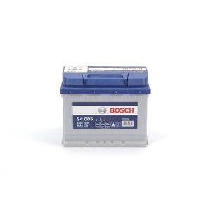 BATTERIE VÉHICULE BOSCH Batterie Auto S4005 60Ah 540A / + à droite
