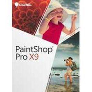 MULTIMÉDIA À TÉLÉCHARGER PaintShop Pro X9