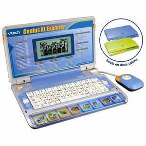 ORDINATEUR ENFANT Genius XL Explorer Vtech