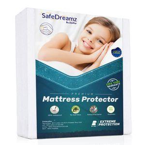 PROTÈGE MATELAS  ZenPur Protège Matelas (100 x 200cm) Premium 100%