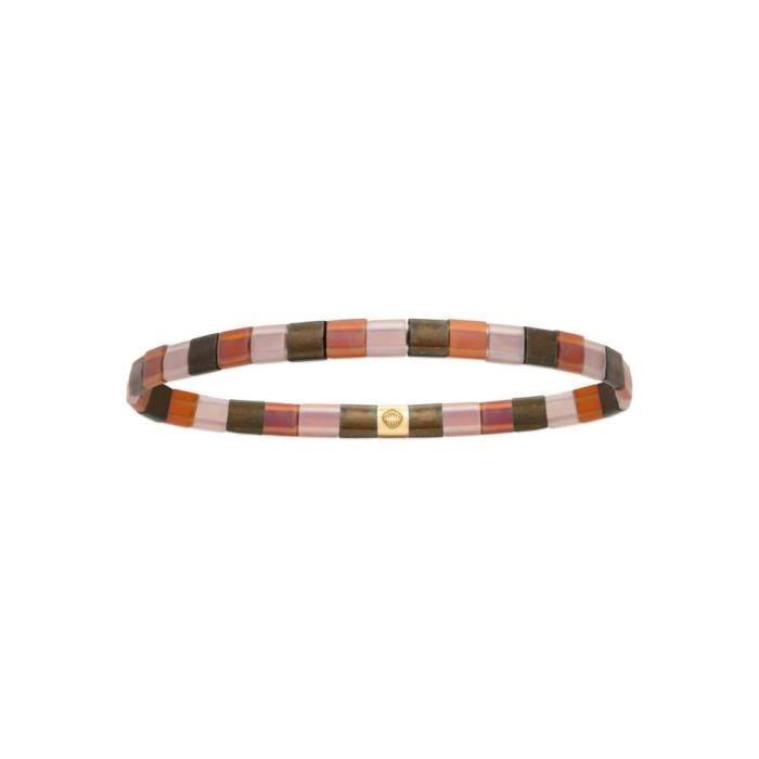 Bracelet perles de verre Miyuki