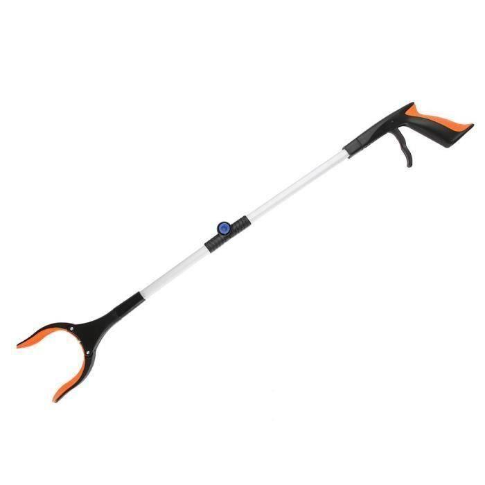 Outils de Ramassage aide a mobilité pinces rotative extensible Outil d'aide Extension à Bras Long pour Ramasse-Déchets -TAM