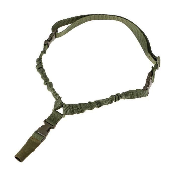 Army Green - Corde de pendaison américaine à un point pour équipement tactique multifonctionnel extérieure