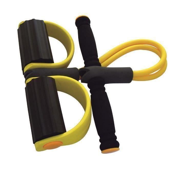 Rameur élastique - Tonifier ses muscles et pratique sportive aisée