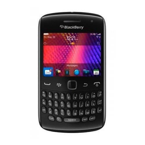 RIM Blackberry Curve 9360 Smartphone Qwerty 7.0 Monobloc Wifi-bluetooth-caméra Noir