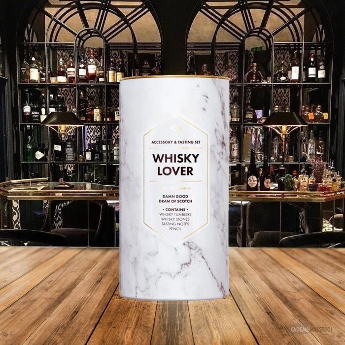 Kit Whisky Lover - Cadeau Maestro