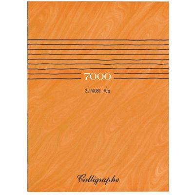 Cahier album dessin 24x32 70g uni 32p
