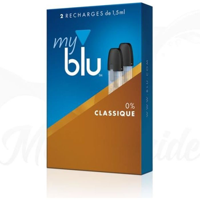 2x Capsules Classique Myblu - 16 mg