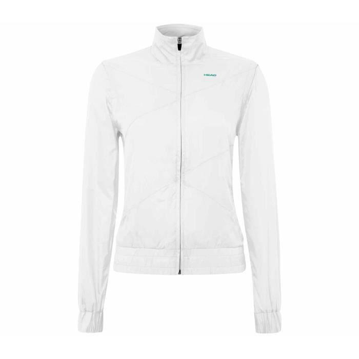 Head - Whirl Woven Femmes Veste de tennis (blanc) - XS