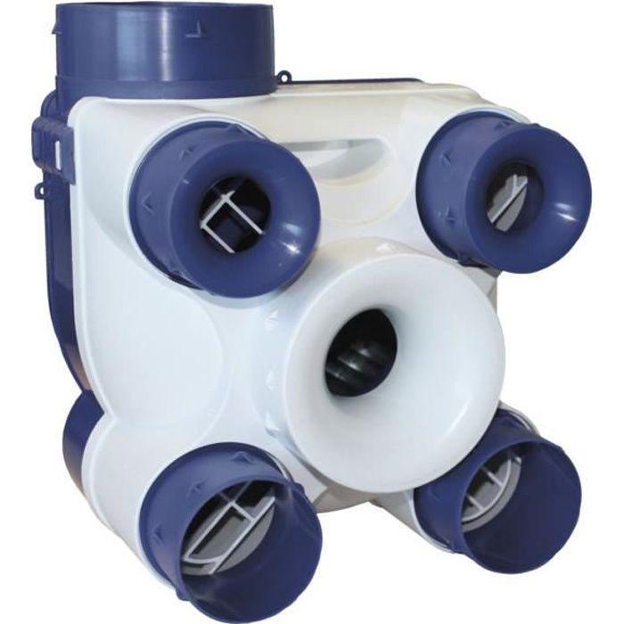 Caisson VMC simple flux AUTO DECO 2 604140
