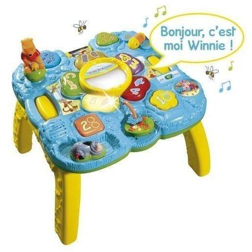 Winnie - Ma Table Des Découvertes