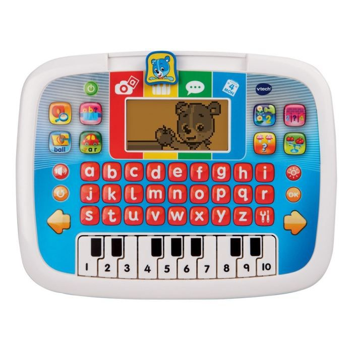 VTECH Tablette P'tit Genius Ourson Bleu