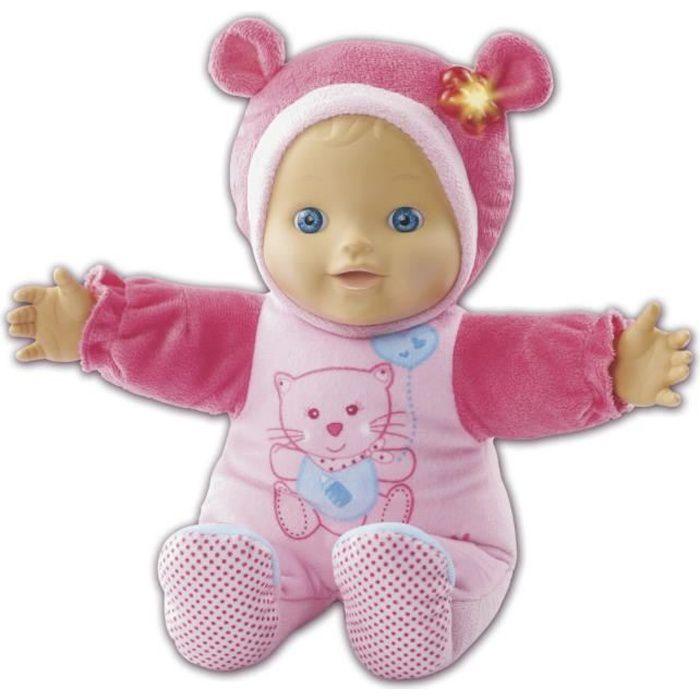 VTECH - 169405 - Little Love - Mon bébé coucou-caché