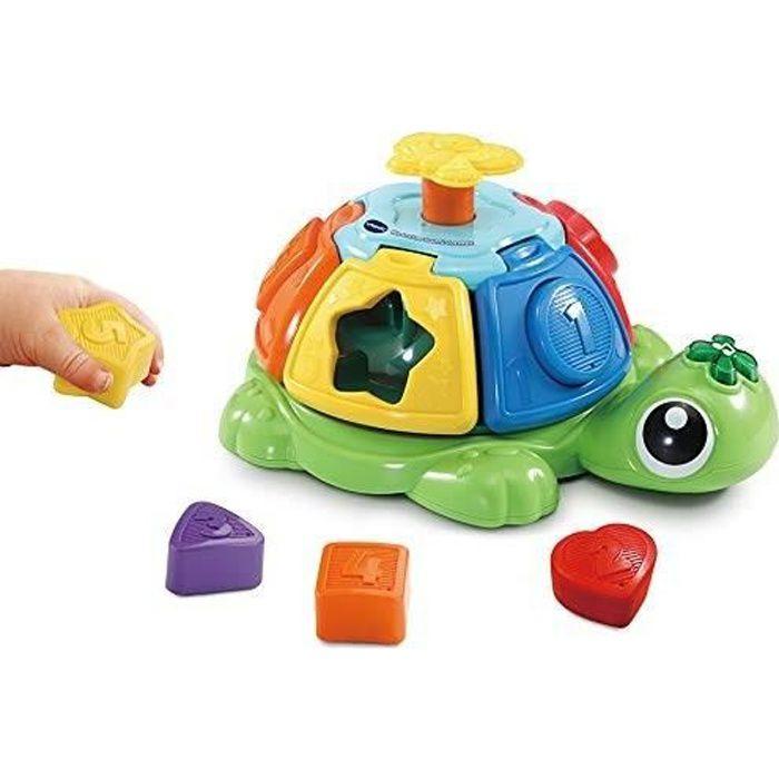 VTECH - Ma tortue tourni-formes
