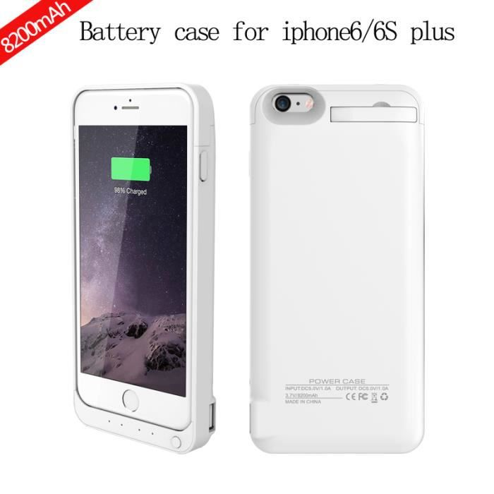 la coque chargeur iphone 6