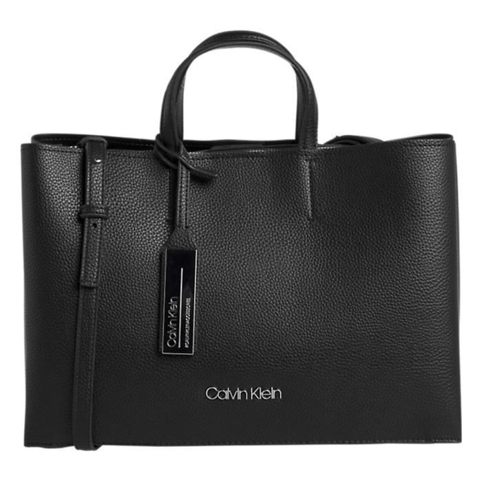 SAC À MAIN Calvin Klein K60K605316 Sac femme Noir