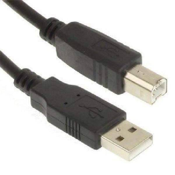 CÂBLE INFORMATIQUE Renove Pro 1.5M Câble d'Imprimante USB A-B pour TO