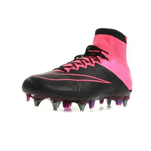 new styles 7033f 7becb Chaussures Nike Mercurial Superfly Leather SG Pro