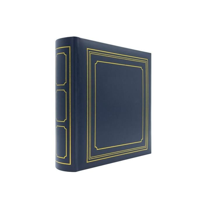 panodia album photo pochettes empire bleu 200 achat vente album album photo panodia. Black Bedroom Furniture Sets. Home Design Ideas