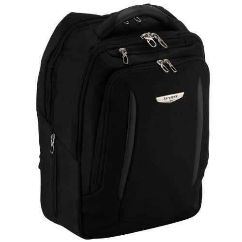 samsonite sac dos loisir x 39 blade business 2 0 laptop backpack m 16 24 liters noir black. Black Bedroom Furniture Sets. Home Design Ideas