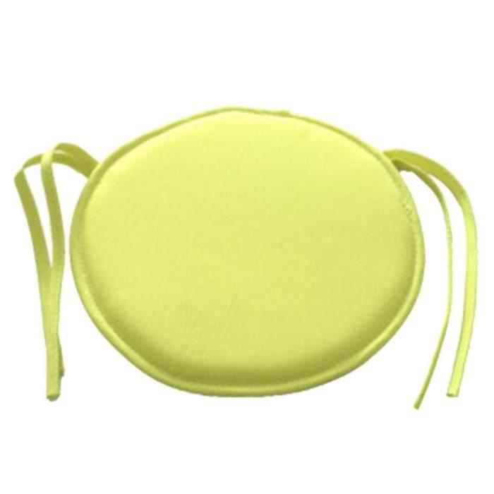 CHAISE Ronde Circulaire galettes de Doux de Luxe Chaise d