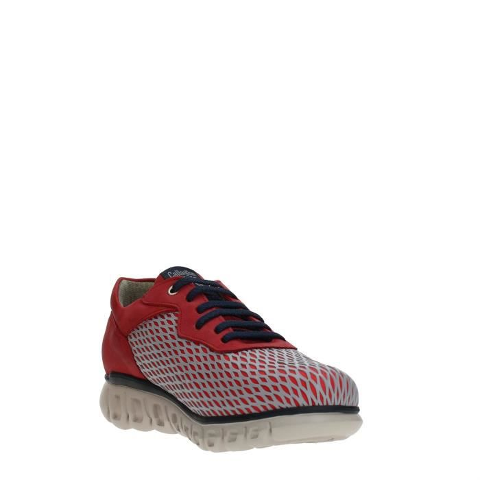 CallagHan Sneakers Homme RED, 42