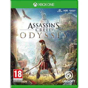 JEU XBOX ONE Assassin's Creed Odyssey Jeu Xbox One