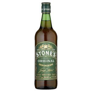 VIN BLANC Stones Original Green Ginger Wine 70cl