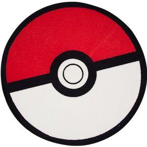 SET DE TABLE JETABLE Tapis Pokémon Pokéball