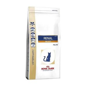CROQUETTES Royal Canin  Veterinary Diet Cat Renal Select Nour