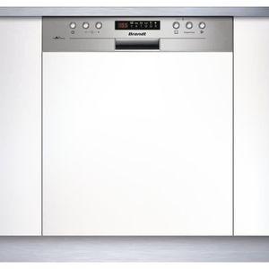 LAVE-VAISSELLE BRANDT VH15X - Lave vaisselle encastrable - 13 cou